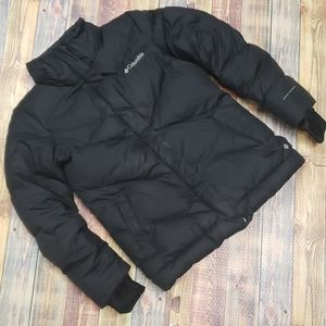COLUMBIA YOUTH DOWN PUFFER SIZE 10/12